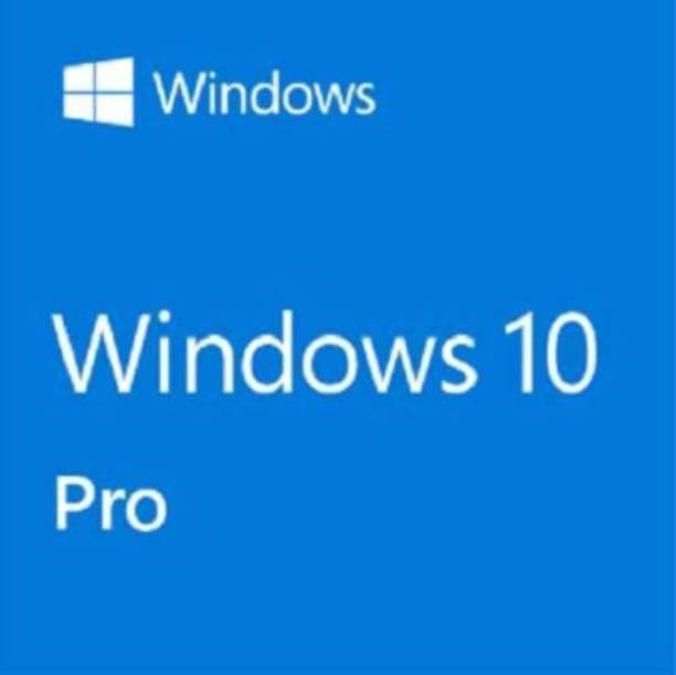 SharpCreations Windows 10 Pro - 64 Bit Eng System Builder OEM - 1 PC/Laptop (DVD & Activation Key Inside) Windows 10 Pro Architechture: 32 bit | 64 bit