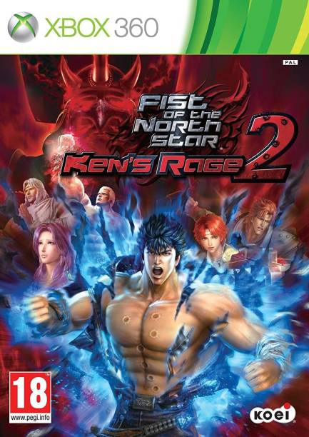 Fist of the North Star: Ken's Rage 2 (Xbox 360) by Koei (Ultimate Evil Edition)