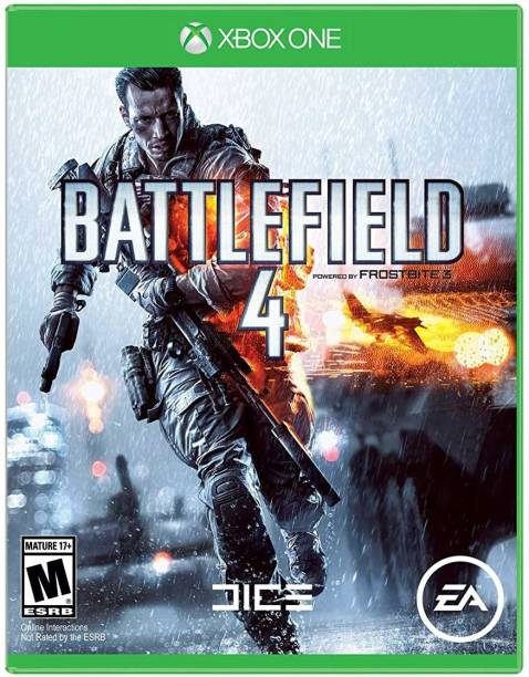 Battlefield 4 - Standard Edition (Xbox One) (Ultimate Evil Edition)