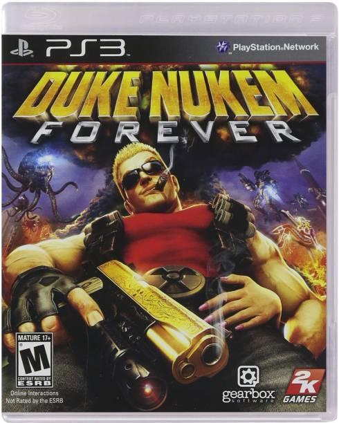 Duke Nukem Forever (PS3) (Ultimate Evil Edition)
