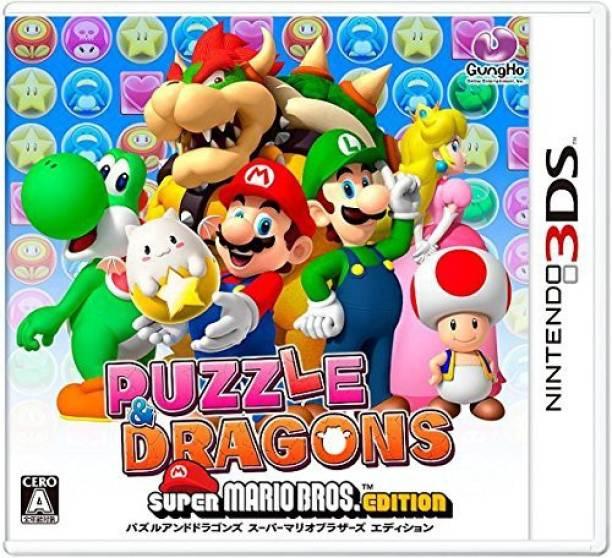 PUZZLE AND DRAGON SUPER MARIO EDITION NINTENDO 3DS (Ultimate Evil Edition)