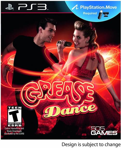 Grease Dance (Ultimate Evil Edition)