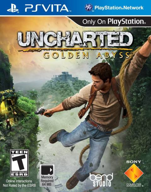 Uncharted: Golden Abyss (Ultimate Evil Edition)