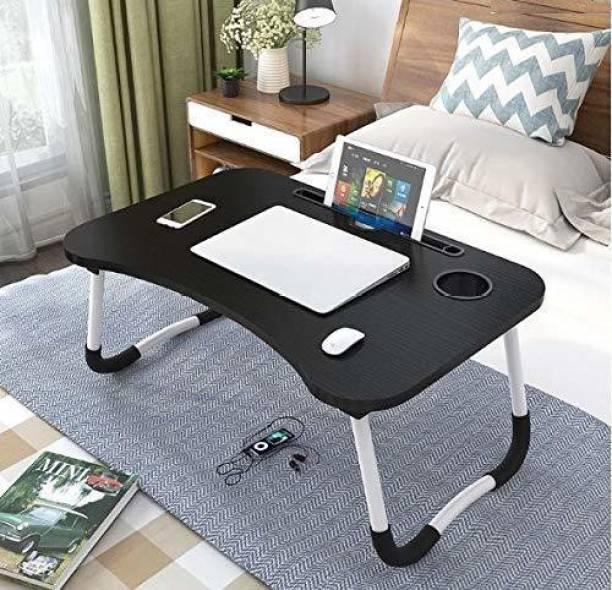 nityaenterprise Wood Portable Laptop Table