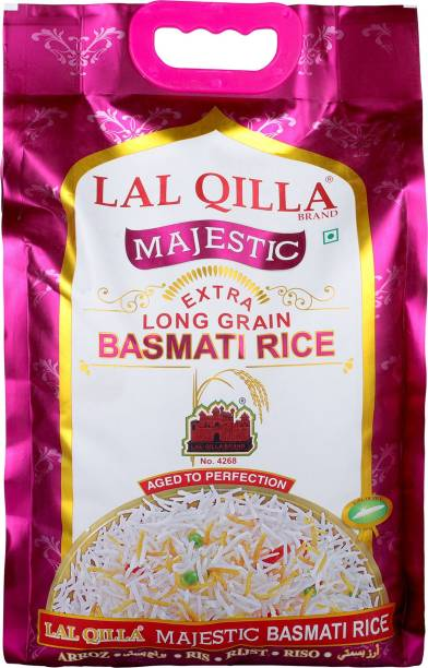 LAL QILLA Majestic Basmati Rice (Long Grain)