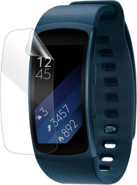 Janx Screen Guard for Samsung Gear Fit2 Smartwatch