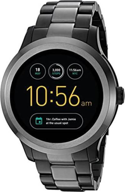 Shell Guard Screen Guard for Fossil Q Founder Smartwatch (45 mm)