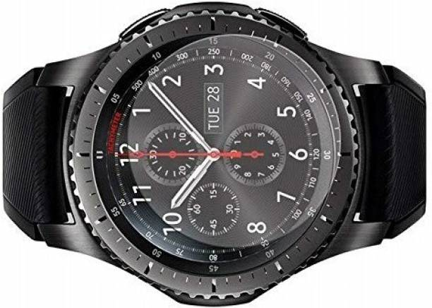 Dhavals Shoppe Screen Guard for Samsung Galaxy Gear S3 Classic/Frontier (42mm)