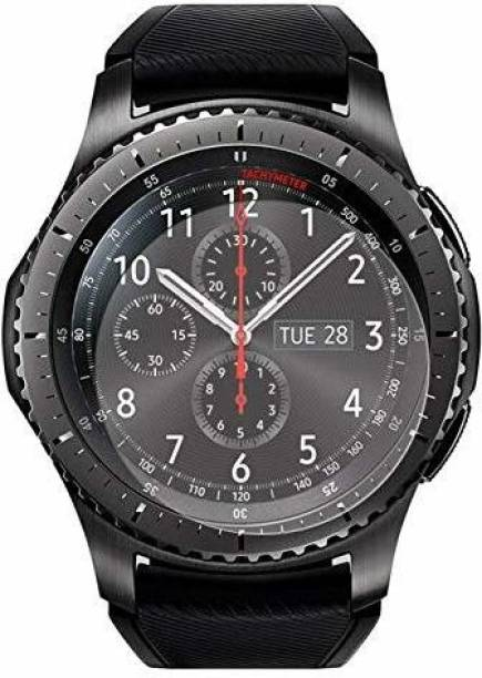 Dhavals Shoppe Screen Guard for Samsung Gear S3 Classic