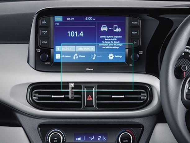 TODO DEALS Screen Guard for Hyundai Grand i10 NIOS AMT Sportz MM