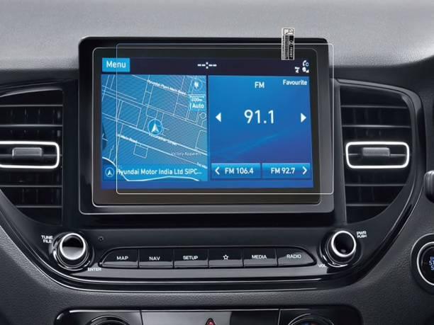 TODO DEALS Screen Guard for Hyundai Verna 2020 MM