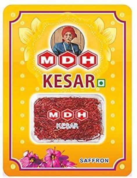 MDH Saffron/Kesar (1gm*3)