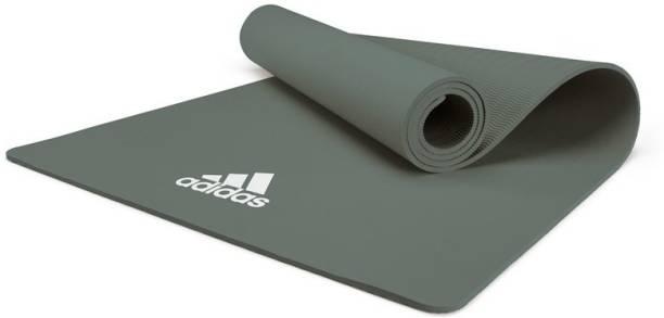 ADIDAS Yoga Mat - 8mm Raw Green Green 8 mm Yoga Mat