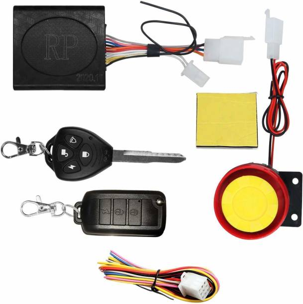 AllExtreme Two-way Bike Alarm Kit
