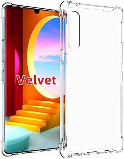 FlareHUB Back Cover for LG Velvet