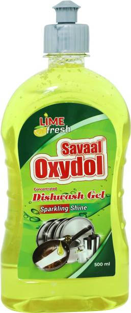 Savaal Oxydol Dishwash Gel Dish Cleaning Gel