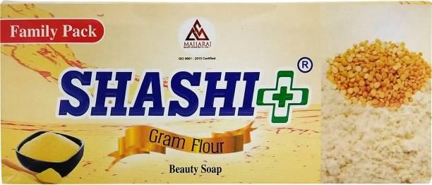 SHASHI Plus Beauty Soap Gram Flour
