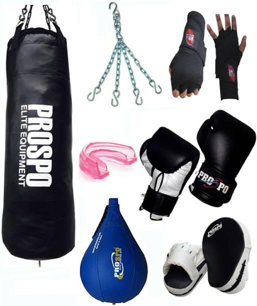 PROSPO Full adult Pack Boxing Kit