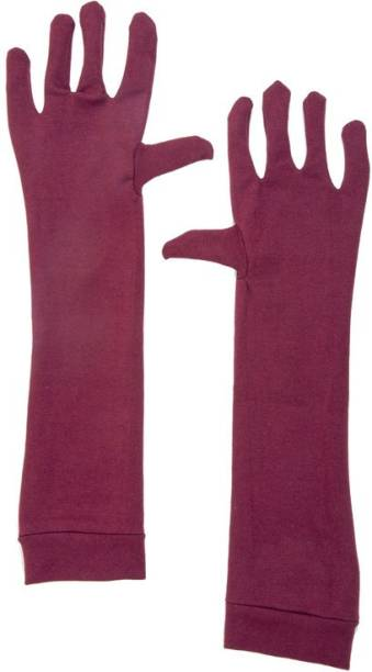 H International Cotton Arm Sleeve For Men & Women