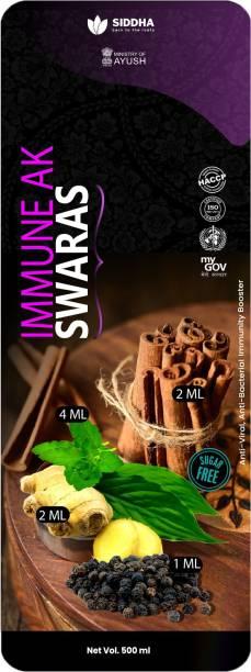 Siddha IMMUNE AK SWARAS