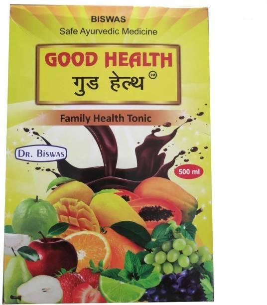 Good Health Family Health Tonic