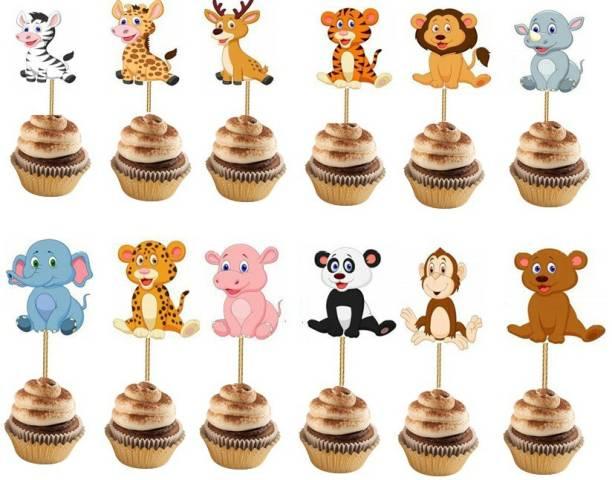 PREMIUM PARTY SHOP Cupcake Topper