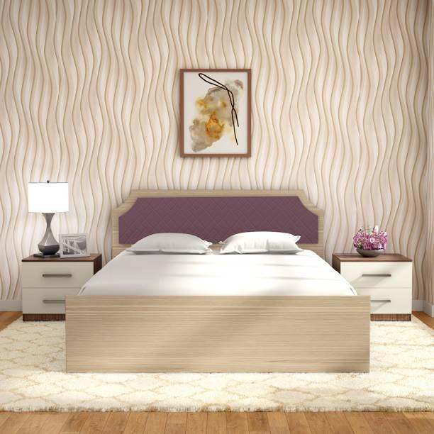 Godrej Interio Engineered Wood Queen Hydraulic Bed