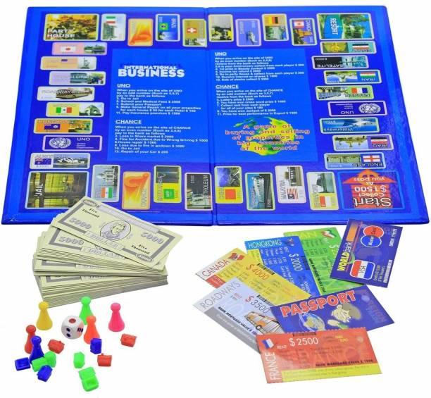 Siya Ethetic International Business A Board Game. Kids Games Board Game Accessories Board Game