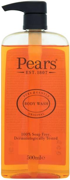 Pears Pure & Gentle Original Imported Body Wash (500ml)