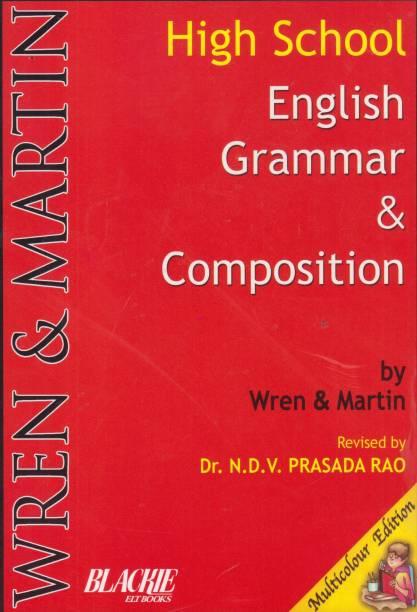 High School English Grammar & Composition