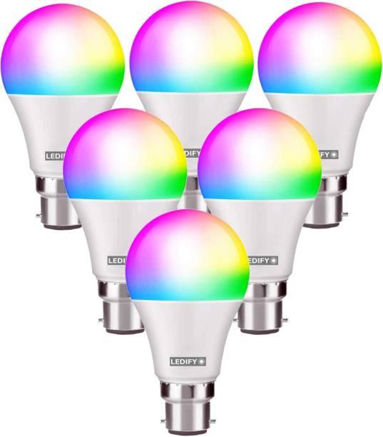 LEDIFY 7 W Round B22 LED Bulb