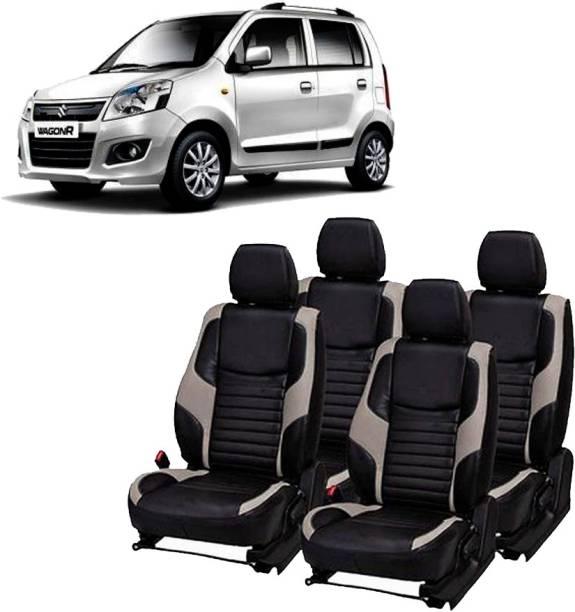 JMDi PU Leather Car Seat Cover For Maruti WagonR