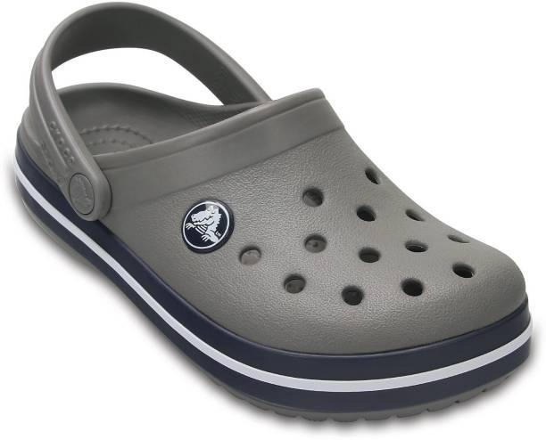 CROCS Boys Slip-on Clogs