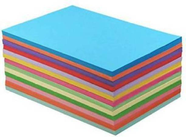ROOTS Neon Premium Unruled A4 75 gsm Coloured Paper