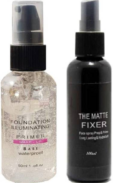 Bantu PEERLESS AND SUPREME HIGH RISE ULTIMATE OPTIMUM CALIBRE PRIMER AND FIXER Primer - 130 ml (TRANSPARENT) Primer  - 130 ml