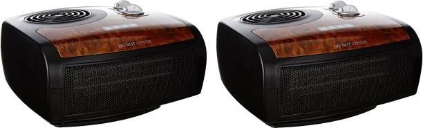 USHA FH 1212 PTC pack of 2 Fan Room Heater