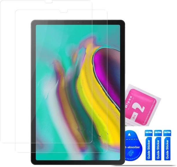 Bibossi Tempered Glass Guard for Samsung Galaxy Tab S5e 10.5 SM-T720 / T725 10.5 Inch