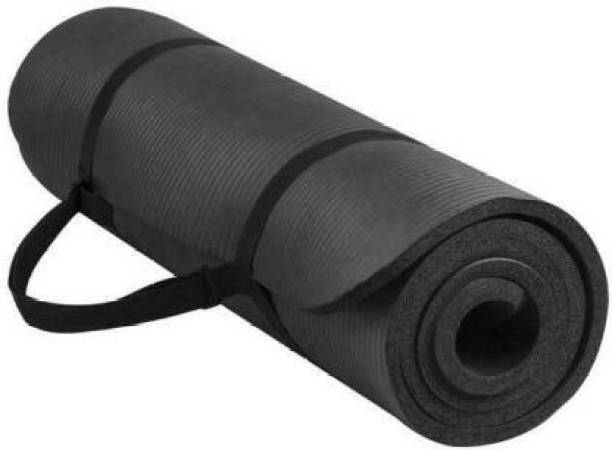 Vozica With Bag Black 6 mm Yoga Mat Black 6 mm mm Yoga Mat
