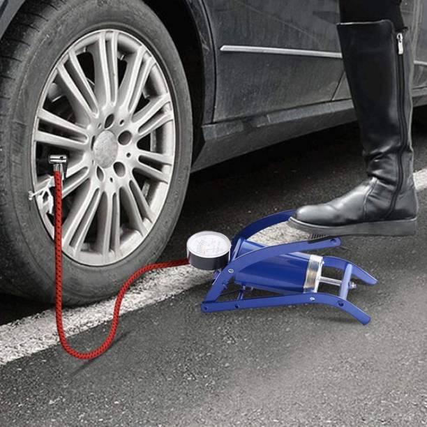 Blackzon 150 psi Tyre Air Pump for Car & Bike
