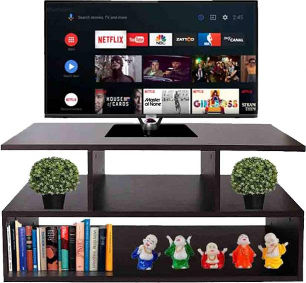 AAROORA Engineered Wood TV Entertainment Unit