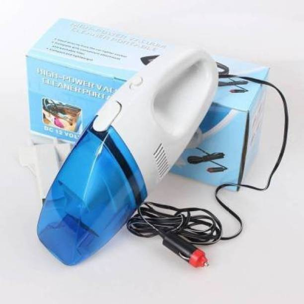 SND Vacuum Cleaner For Car And Home 12- V Portable Vehicle Interior Cleaner