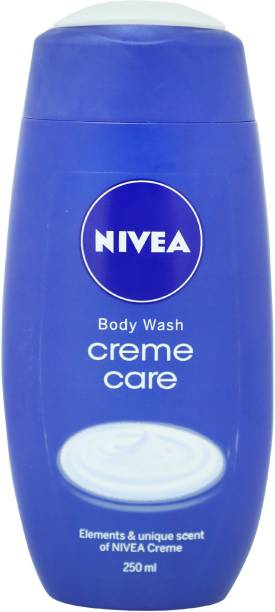 NIVEA Women Body Wash, Creme Care Shower Gel for Soft Skin