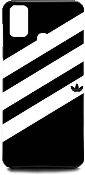Rishabh Exports Back Cover for Samsung Galaxy M30S-SM-M307F/DS-Adidas-Logo-Back-Case-Printed