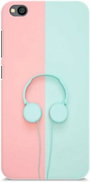 Roochyam Back Cover for Mi Redmi Go (Headphone)