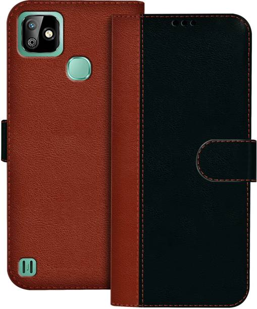 Hupshy Flip Cover for Infinix Smart HD 2021