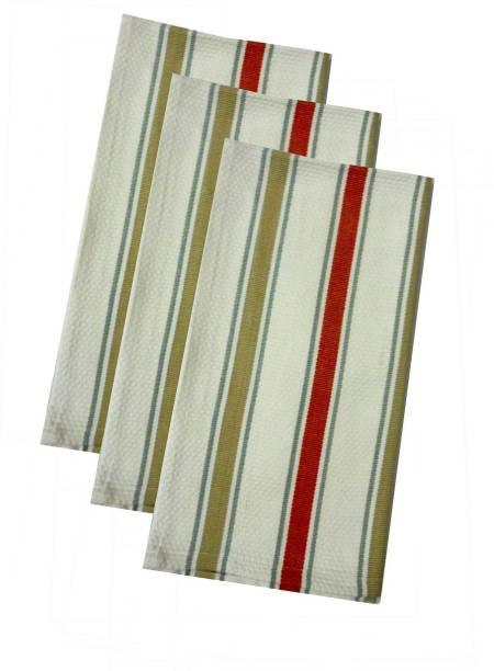 Tidy Multicolor Cotton Kitchen Linen Set