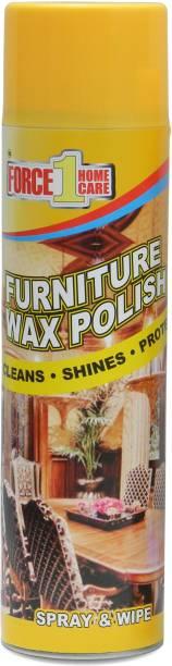 Force1HomeCare Furniture Wax Polish Kitchen Cleaner