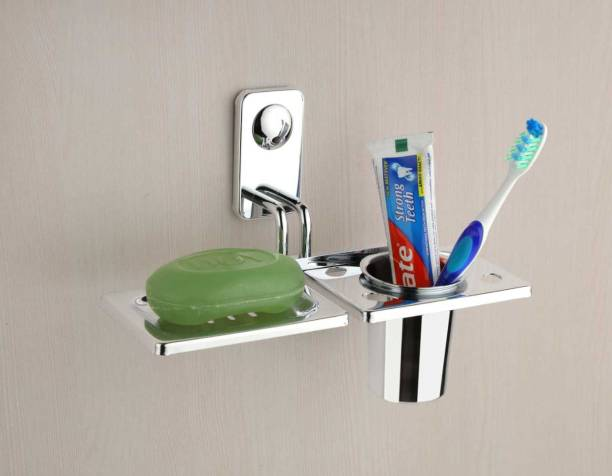 Divine Stainless Steel Bathroom Set