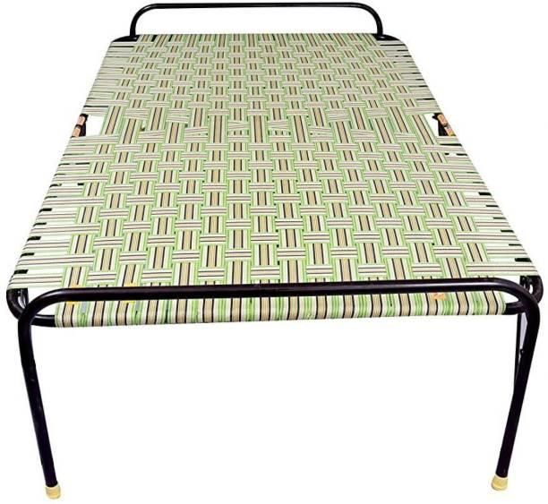 SSI Metal King Bed