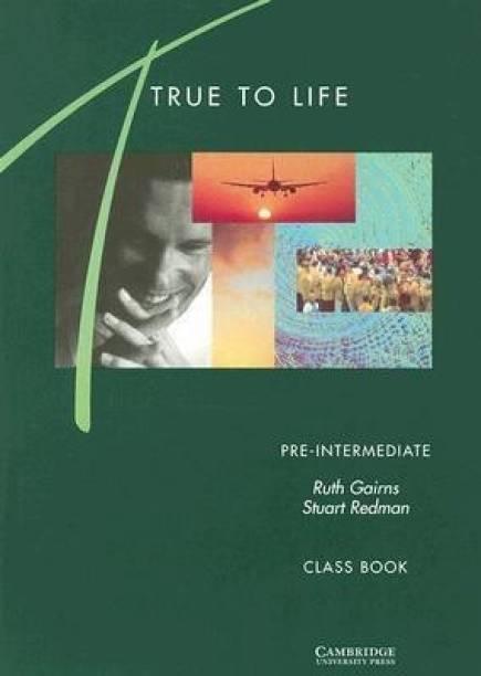 True to Life Pre-intermediate Class book
